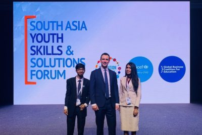 'The key is to keep learning to learn': solving the South Asia youth skills crisis
