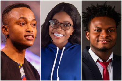 Three of Theirworld's Global Youth Ambassadors in the running for $100,000 worldwide student prize