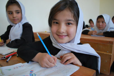 Afghanistan and Turkey to build safer schools in earthquake zones