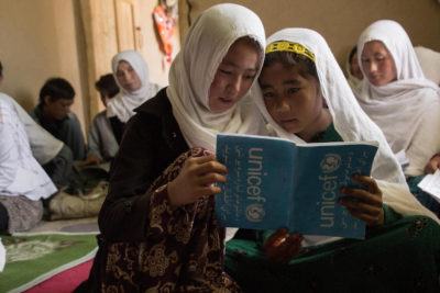 Girls bear the brunt as conflict, poverty and discrimination leave half of Afghan children out of school