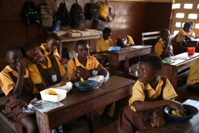 Helping teenage girls stay at school is good for them and their country's economy