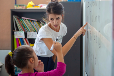 Why teachers working with young refugee children need more support