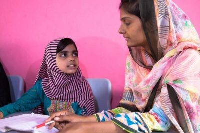 Shortage of schools means millions of girls are denied education in Pakistan says report