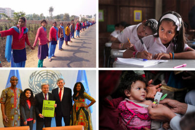 2018 review: a year of huge highs and horrible lows for global education