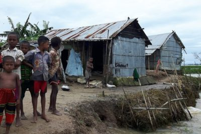 Thousands of schools destroyed, damaged or disrupted by South Asia's deadly floods
