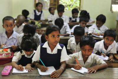 Poverty leaves India with huge literacy problem still to solve