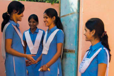 Busting the menstruation myths to help Indian girls stay in school