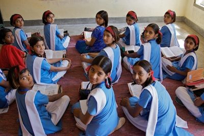 Girls' education boost as India scraps tax on sanitary pads