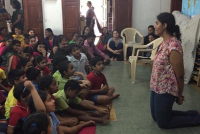 Children taught in Indian schools how to stay safe from sexual abuse
