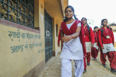 India 'must be more innovative' to tackle child marriage