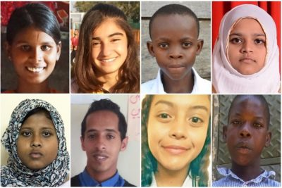 Meet some inspiring young people who are fighting for children's rights