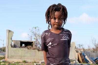 Getting children back to school after Hurricane Irma devastation