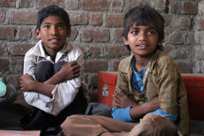Step-Up centres help marginalised Indian children into school