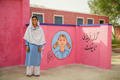 Better toilets and awareness are key to keeping girls in school during their periods