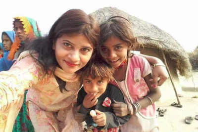 Pakistan's first Dalit woman senator aims to improve girls' education and tackle child marriage