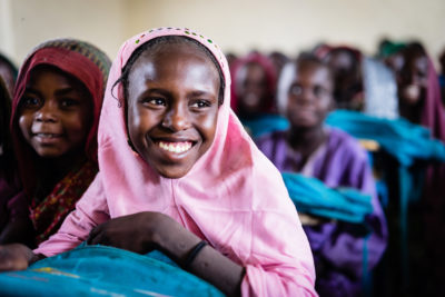 'Education is the way to defeat Boko Haram' says girl victim