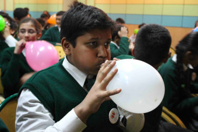 Gasping for breath, the schoolchildren affected by India's air pollution