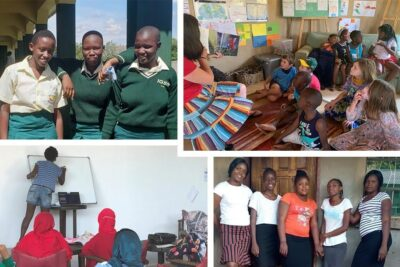 Theirworld's small grants make a big difference to children and communities