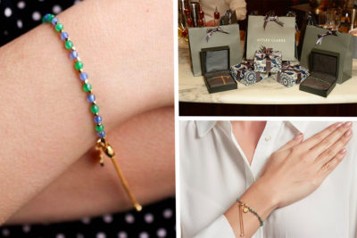 Theirworld X Astley Clarke bracelet helps to give children a brighter future