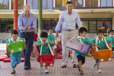 Argentina leads the way in crucial year for education funding and safe schools