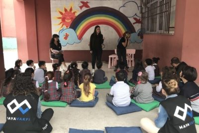 Trauma training helps Turkish teachers to understand the needs of Syrian refugee children