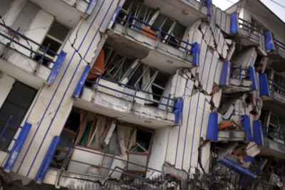 5000 schools destroyed or damaged by Mexico earthquakes