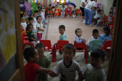 Kindergarten lottery means children miss out on early education in Mongolia
