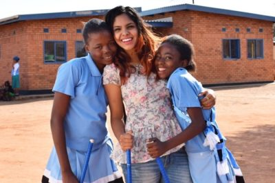 Global Youth Ambassadors S/Hero Week: meet our refugees and IDPs champion Nandini