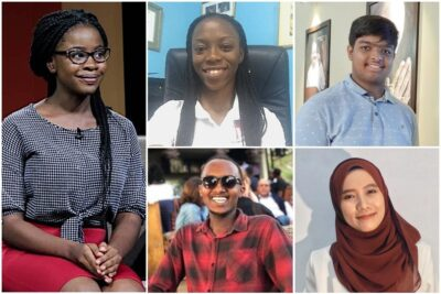 Theirworld welcomes 500 new Global Youth Ambassadors from 60 countries