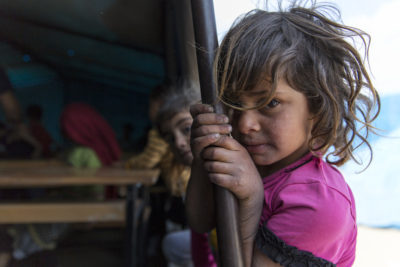 Still a broken promise: world leaders fail to deliver for out-of-school Syrian refugee children