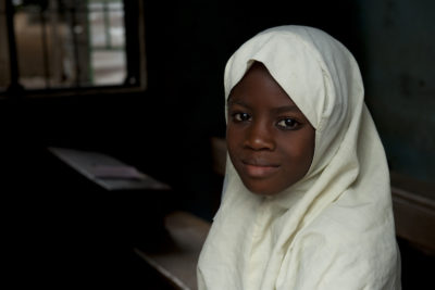 Getting all girls into school and ending child marriage is the goal for Niger