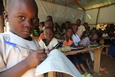 Education is key to everything, says new chief of UN humanitarian aid