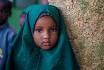 Struggle to get thousands of children orphaned by Boko Haram into school