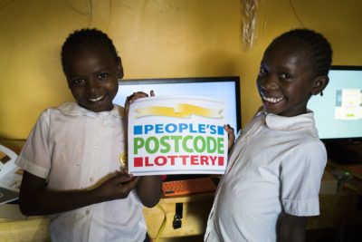 People's Postcode Lottery players raise £500m for good causes including Theirworld