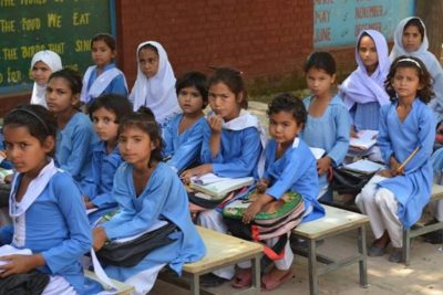 """Threats did not deter me - my mission is quality education for every child in Pakistan"""