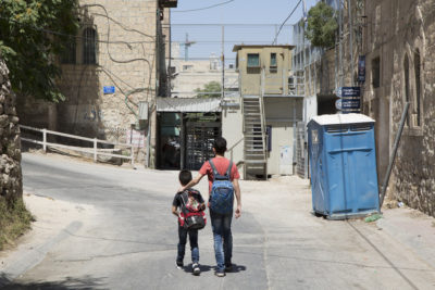 Why one in four Palestinian boys drop out of school by the age of 15