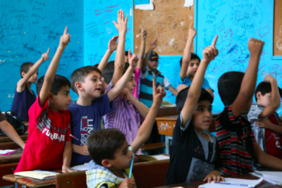 US cuts to aid 'would be catastrophic' for education of Palestinian children