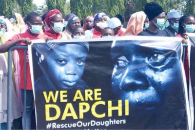 Kidnapped Nigerian schoolgirls are set free by Boko Haram