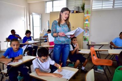 305 schools face closure as hurricane-hit Puerto Rico tackles budget crisis