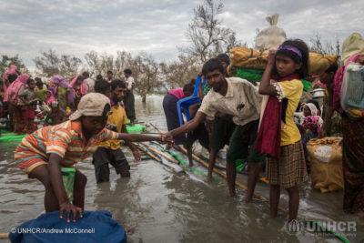 Rohingya crisis shines light on plight of the world's stateless children