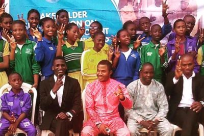 He dropped out of school aged five ... now Samuel Adewumi is our Global Youth Ambassador of the Year