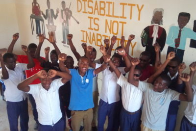 Global Youth Ambassadors S/Hero Week: meet our disability champion Saul