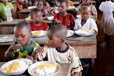 School meals crisis hits 1.5m vulnerable children in West and Central Africa