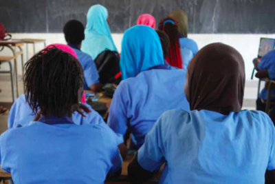 Schoolgirls abused and exploited by teachers in Senegal says report