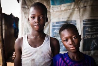 Mudslide tragedy families struggle to keep their children in school