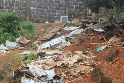 School founder fears 50 students were killed in Sierra Leone mudslide tragedy