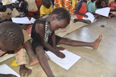 Three in four children out of school and a teaching crisis in South Sudan
