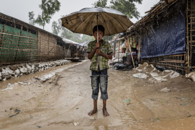 Struggle of Rohingya refugee children to get their basic right to education