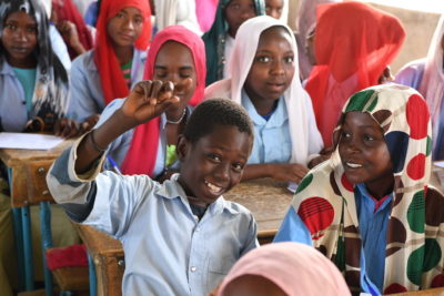 'Hidden' crisis countries where new initiatives will help 1m children get quality education