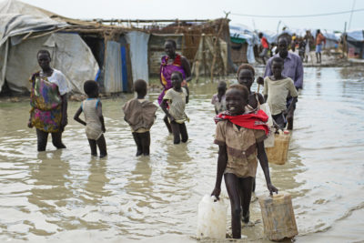 Torrential rain and flooding destroys more than 200 schools in Sudan